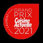 grand prix cuisine actuelle 2021 laureat