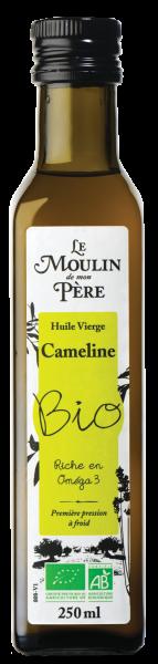 Moulin de mon pere huile cameline bio 250ml